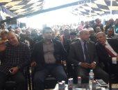 صور.. انطلاق فعاليات مؤتمر تأييد السيسي بالقصير بحضور وكيلى مجلس النواب
