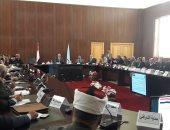 صور.. المجلس التنفيذى للبحر الأحمر يناقش الاستعدادات للانتخابات الرئاسية