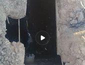 صور.. تفاصيل مصرع عاملين وطفل خنقا داخل خزان للصرف الصحى بالمنيا