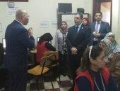 مدير الأكاديمية المهنية للمعلمين يتابع تدريبات الترقى لمعلمى القاهرة