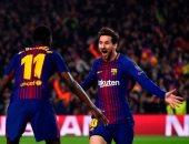 الأسطورة ميسي يتصدر أبرز الأرقام القياسية فى مباراة برشلونة وتشيلسي