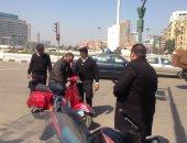 صور.. أمن القاهرة يشن حملة مكبرة لإزالة الإشغالات على مستوى العاصمة