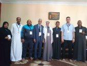مؤسسة حقوقية تنظم أول تدريباتها بشمال سيناء على متابعة الانتخابات الرئاسية