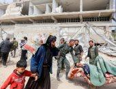 الجيش السورى يؤمن خروج مدنيين من الغوطة الشرقية عبر الممر الإنسانى