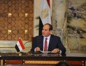 الرئيس السيسي يصل مطار القاهرة لاستقبال عمر البشير