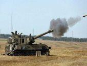 ننشر فيديو إطلاق مدفعية الاحتلال الإسرائيلى النار على حدود غزة