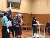 فتح مكاتب الاقتراع للانتخابات الرئاسية الروسية فى أقصى شرق البلاد