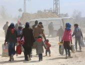 المرصد السورى: غارات تستهدف مدينة دوما فى الغوطة الشرقية لدمشق