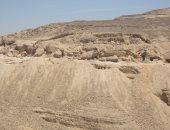 صور.. تعرف على منطقة دير البرشا الأثرية التى لا يعرفها جوجل