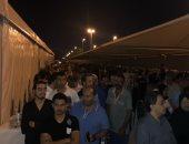استمرار الإقبال على التصويت فى الامارات قبل ساعة من غلق باب التصويت (صور)
