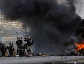 الاحتلال الإسرائيلى يشن سلسلة غارات على غزة