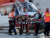 صور.. مقتل 2 وإصابة 3 آخرين فى عملية دهس جنوب مدينة جنين الفلسطينية