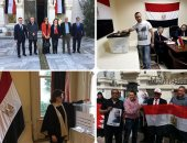 المصريون بألمانيا يدلون بأصواتهم فى اليوم الثالث والأخير بانتخابات الرئاسة