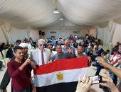 المصريون فى الإمارات وعمان وموريشيوس وأرمينيا يبدأون التصويت بانتخابات الرئاسة