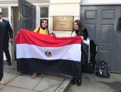 المرأة المصرية تنتخب المستقبل فى سفارات المحروسة بالخارج