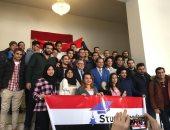 إقبال كبير من المصريين على التصويت فى الانتخابات الرئاسية فى قبرص
