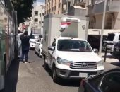 فيديو.. مسيرة سيارات تجوب شوارع جدة بالأعلام المصرية تزامنا مع الانتخابات