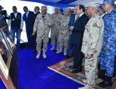 كامل الوزير يناشد الرئيس مهلة تأخير 3شهور لتنفيذ مشروع شرق بوسعيد (صور)