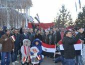 سفير مصر بهولندا: وفرنا كافة التسهيلات للناخبين والإقبال فاق التوقعات