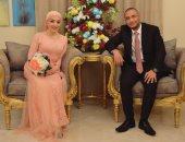 حفل خطوبة الزميلة إيمان أشرف على المهندس وليد أسامة