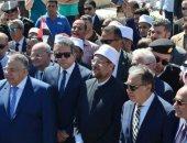 رئيس جامعة الزقازيق يشارك فى احتفالات الذكرى الـ 29 لتحرير طابا