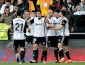 فيديو.. باريخو يقلص الفارق أمام برشلونة بالهدف الأول لفالنسيا