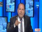 """فيديو.. نشأت الديهى: المصريين بالخارج قالوا لأعداء الوطن""""موتوا بغيظكم"""""""