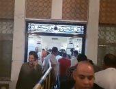 فيديو.. المصريون يتوافدون على لجان الاقتراع بالكويت فى الساعات الأخيرة للتصويت