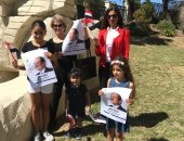 سفير القاهرة باستراليا: نشهد تظاهرة لتأييد مصر فى حربها ضد الإرهاب