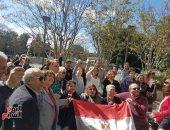 انتهاء اليوم الثانى لتصويت المصريين بالأردن والكويت فى الانتخابات الرئاسية