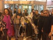 صور.. فرقة إيطالية عالمية تصل القاهرة لإحياء حفل بدار الأوبرا