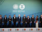 صور.. انطلاق قمة آسيان المنعقدة فى العاصمة الأسترالية سيدنى