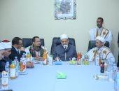 الإمام الأكبر يستهل زيارته إلى موريتانيا بزيارة المجلس الأعلى للإفتاء.. صور