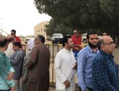 صور.. مشاركة كثيفة من المصريين بالكويت فى ثانى أيام انتخابات الرئاسة
