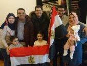 أسر شهداء الشرطة: المشاركة فى الانتخابات واجب وقدمنا فلذات أكبادنا فداء لمصر
