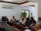 رئيس مدينة القصير يعقد اجتماعا موسعا بشأن الانتخابات الرئاسية