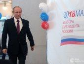 ارتفاع نسبة المشاركة بالانتخابات الرئاسية الروسية فى موسكو لـ18.14%