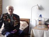 آخر محارب روسى بالحرب العالمية الثانية يشارك فى انتخابات رئاسة روسيا 2018