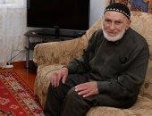 أكبر مواطن روسى مسلم عمره 122 عاما يشارك فى انتخابات الرئاسة الروسية
