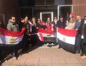فيديو وصور.. المصريون بألمانيا يواصلون التصويت فى آخر أيام انتخابات الرئاسة