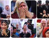 زغاريد ودموع ودعاء لمصر فى حفل إعلان الفائزين بقرعة الحج بالجيزة