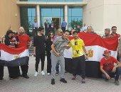 """المصريون فى قطر يواصلون تحدى """"الحمدين"""" قبل ساعات من انتهاء التصويت (صور)"""