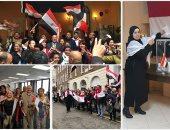 سفير مصر بالكويت:استمرار التصويت بالانتخابات لكثافة الناخبين داخل حرم السفارة