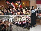 """""""هنزل وأشارك"""".. قصيدة تدعو المصريين للنزول والمشاركة فى الانتخابات الرئاسية"""