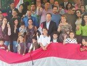صور.. المصريون فى جنوب أفريقيا يواصلون التصويت فى انتخابات الرئاسة