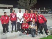 اللجنة البارالمبية تكرم بعثة ألعاب القوى بعد التتويج بـ18 ميدالية ببطولة فزاع