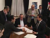 صور.. انتهاء تصويت المصريين فى روسيا وبدء فرز الأصوات
