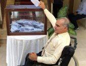 كرنفال احتفالى فى ثالث أيام التصويت بالانتخابات الرئاسية بسفارة مصر بمسقط