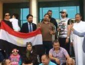 فيديو.. المصريون فى قطر يشاركون بقوة فى ثالث أيام الانتخابات الرئاسية
