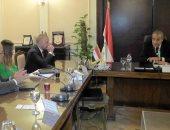 وزير التموين يستعرض الفرص الاستثمارية لإقامة أسواق كبرى ومناطق لوجستية